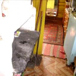 В коми-пермяцком доме. Д. Малая Серва