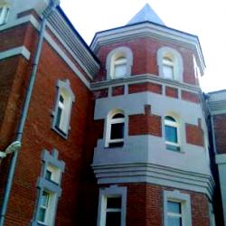 Кудымкарский краеведческий музей, в котором живет опрятный и нарядный…