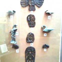Знаменитый пермский звериный стиль в кудымкарском музее