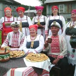 Фольклорный ансамбль из Кекура